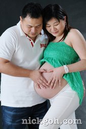 Maternity Photo shoot Singapore
